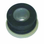 This is an image of a 1967-69 Camaro Or Firebird Throttle Arm Bushing & Sleeve