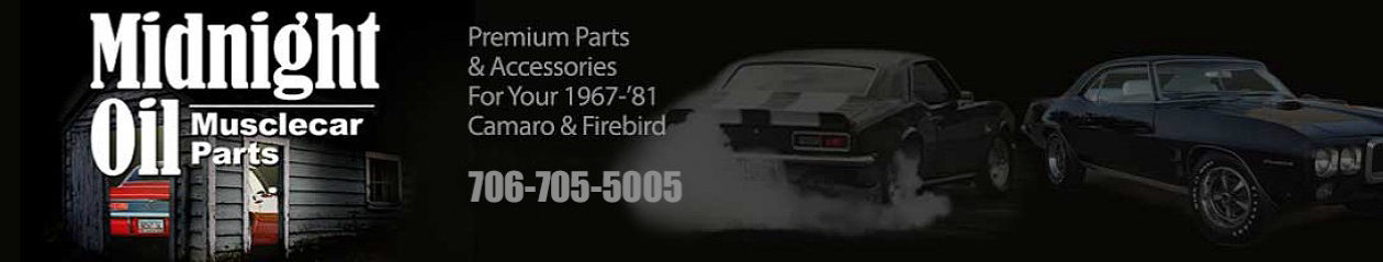 Midnight Oil Muscle Car Parts