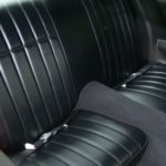 This is an image of a 1974-76 Camaro Standard Rear Seat Cover Set