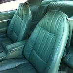 This is an image of a set of 1977-78 Camaro Standard Vinyl Front Bucket & Rear Seat Covers