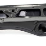 This is an image of a 1969 Camaro Or Firebird Upper Firewall Cowl Panel, Without A/C