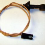 This is an image of a 1967-68 Camaro Or Firebird Fuel Tank Sending Unit Wiring Harness